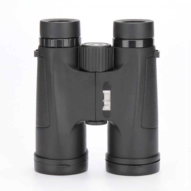 2019 New Big Brand 10X42 HD binoculars nitrogen waterproof binoculars telescope spotting scope Free shipping #WP99 Бинокль