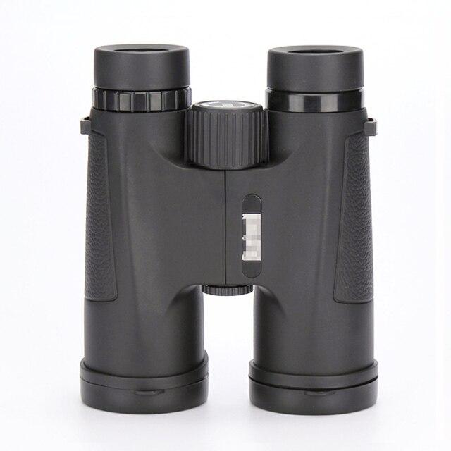 2019 New Big Brand 10X42 HD binoculars nitrogen waterproof binoculars telescope spotting scope Free shipping #WP99