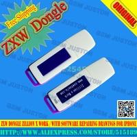 2017 100 Original Zillion X Work ZXW DONGLE Repair Mobile Phone Circuit Board Repair Mobile Phone