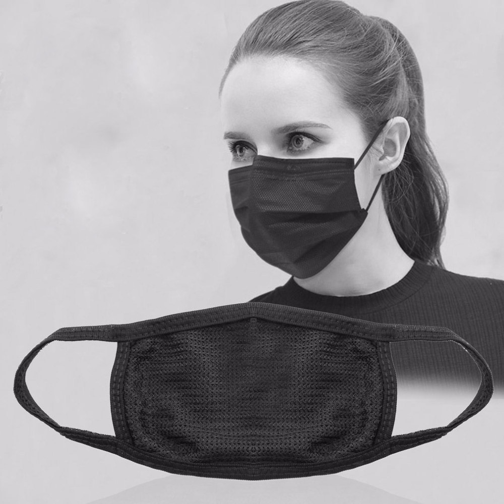 buy unisex mens womens cycling wearing anti dust cotton mouth face mask. Black Bedroom Furniture Sets. Home Design Ideas