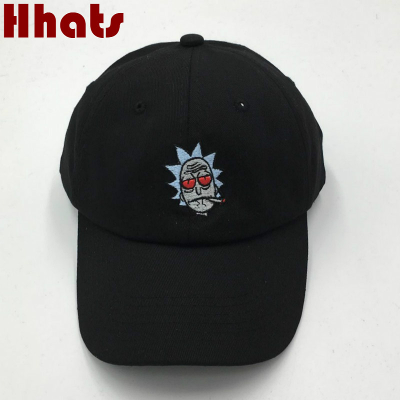 which in shower Unstructured Animation Rick and Morty Dad Hat Rick Smoking the rapper baseball cap Hip Hop snapback trucker bone which in shower rapper black stitched 11 11 dad baseball cap embroidered women men adjustable strapback golf hip hop hat bones