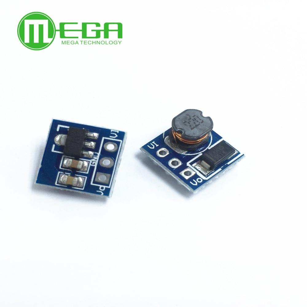 5PCS 1.8V 2.5V 3V 3.3V 3.7V To 5V DC Step Up Power Voltage Boost Converter Board
