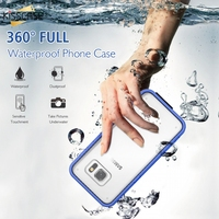 Swimming Waterproof Cases For Samsung Galaxy S7 Edge Phone Case Fashion Ultra Thin Light Diving Underwater