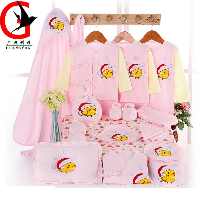 Newborn-Baby-clothes-set-New-21-pieces-set-of-baby-cotton-color-baby-supplies-gift-box-Newborn-Infants-Underwear-set-XY-8812-4