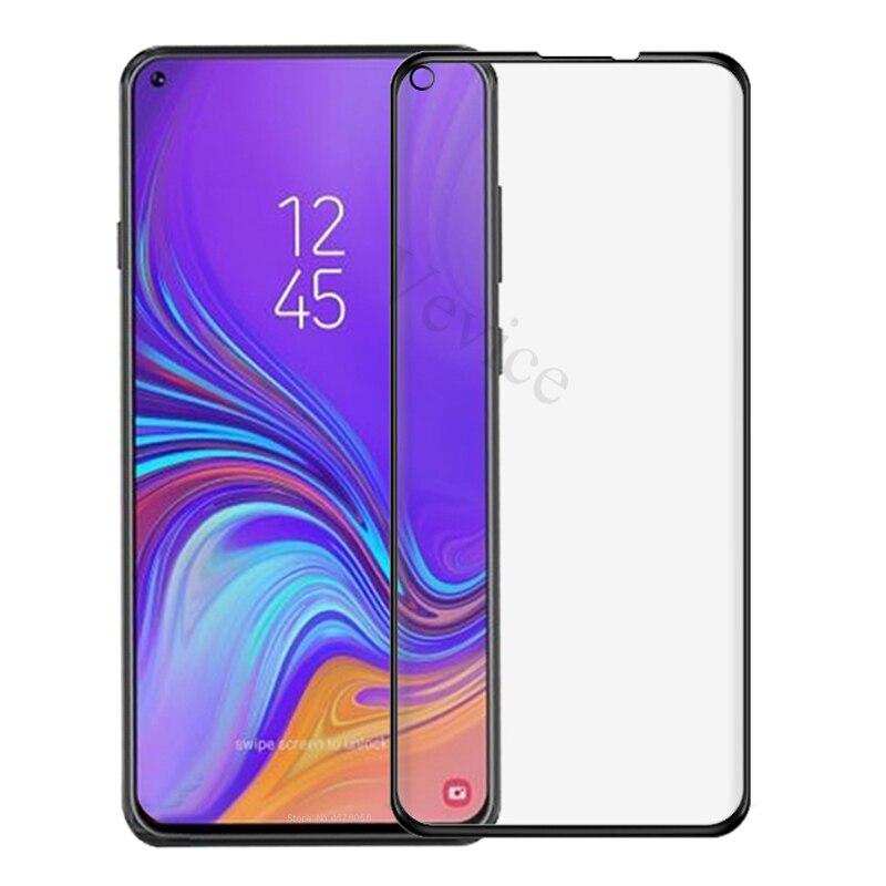 Tempered Glass For Samsung Galaxy A8S A9S A6 A8 Plus A7 2018 A5 A3 A7 2017 A8 A9 Star Lite SM-G8870 A9200 Screen Protector Glass