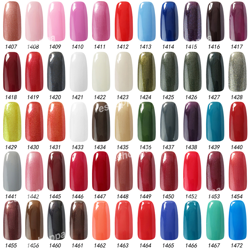 199 Colors Nail Polish Gel 15ml IDO 1435 Nails Primer Art Manicure Soak Off In From Beauty Health On Aliexpress