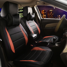 leather car seat covers VW Polo PASSAT GOLF SANTANA Touran JETTA Tiguan BORA Sagitar magotan beetle Phaeton Touareg Lavida GOL