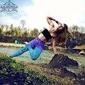 Женская Мода Поножи Печатные Quick Dry Женщины Фитнес Леггинсы Тонкий Jeggings 2016 Новый Спортивной Одежды