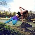 Moda feminina Leggings Impresso Quick Dry Mulheres de Fitness Legging Jeggings Magros 2016 Novos Sportwear