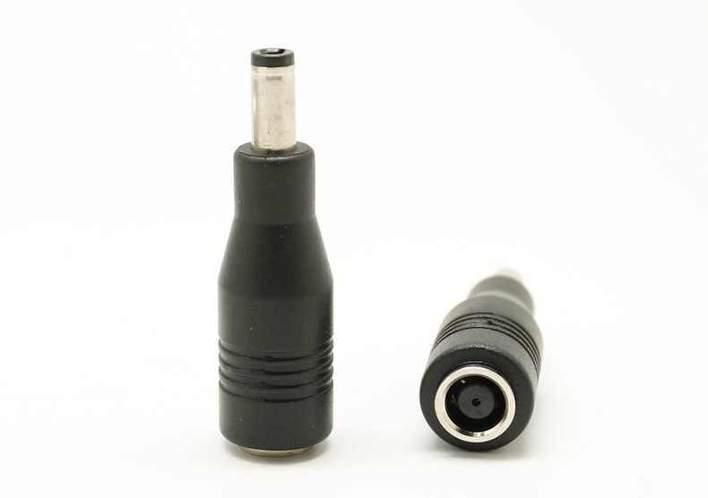 DC разъем питания зарядное устройство конверсионная вилка DC 7,4 мм * 5,0 мм (только для Hp) до 5,5 мм * 2,1 мм универсальные пробки для ноутбуков TOSHIBA ASUS