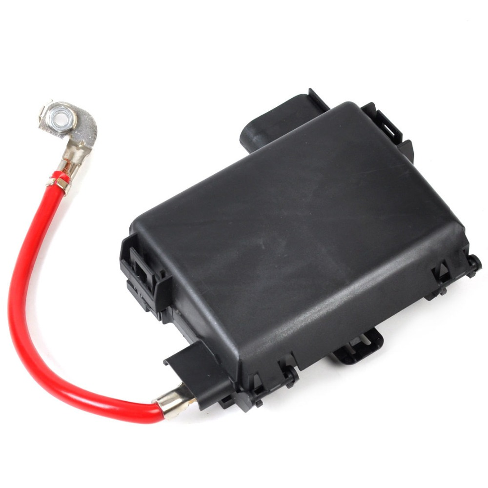 1j0937550 Fuse Box Battery Terminal Fit For Vw Beetle Golf Golf City Jetta Audi A3 Seat Skoda