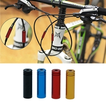 QILEJVS 10x Mountain Road Bicycle Bike Gear Brake Inner Shift Cable End Caps Crimps New