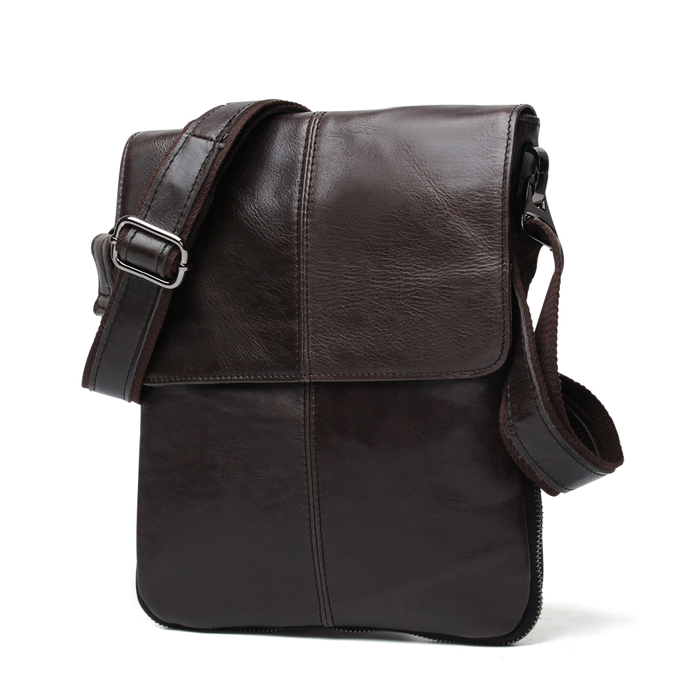 Luxury Original Vintage Men Genuine Leather Shoulder Bag Men Messenger Bag Male Travel Bags Leather Crossbody Bags for MenLuxury Original Vintage Men Genuine Leather Shoulder Bag Men Messenger Bag Male Travel Bags Leather Crossbody Bags for Men