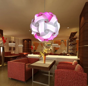 Creative chandelier lighting lamps bedroom living room European-style restaurant romanti ...