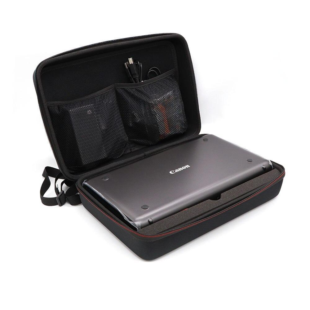 Image 2 - Новый жесткий футляр для хранения EVA для путешествий, чехол для  Canon PIXMA iP110, беспроводной мобильный принтер с прилагаемой  батареейЧехлы для телефона