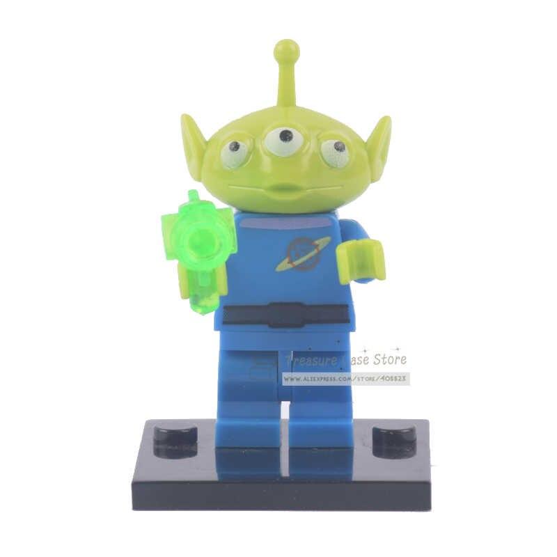 № X101 инопланетяне индивидуальная фигурка Звездные войны строительные игрушки блоки