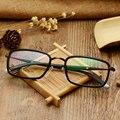 Tr90 óculos pequena caixa de quadro de miopia do vintage óculos espelho miopia radiação-resistente, armações de óculos de Prescrição