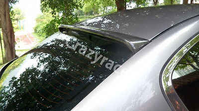 Rear Roof Lip Spoiler Wing For Infiniti G37 Sedan 4Door Carbon Fiber 09-13