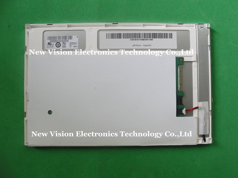 G070VW01 V0 Original  A+ Grade 7 inch  LCD Display Panel for Industrial Equipment-in LCD Modules from Electronic Components & Supplies