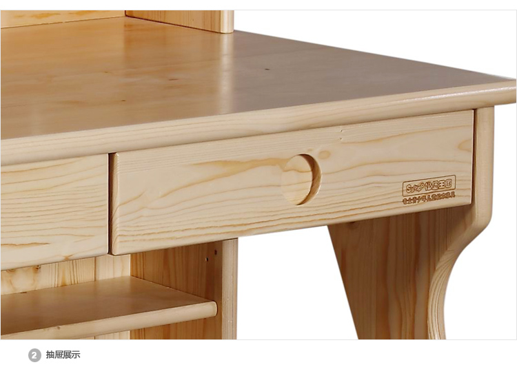 table Children solid wood furniture store computer station T009 promotional  spot