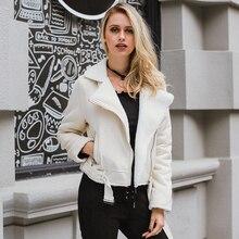 Lily Rosie Girl Khaki Suede Leather font b Jacket b font font b Women b font