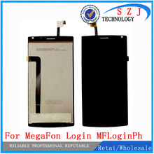 "Nuevo 5.5 ""pulgadas MegaFon Login + MFLoginPh TOPSUN_G5247_A1 módulo de pantalla Táctil + LCD pantalla assembley Envío gratis"