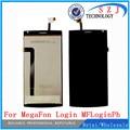 Nuevo 5.5 ''pulgadas MegaFon Login + MFLoginPh TOPSUN_G5247_A1 módulo de pantalla Táctil + LCD pantalla assembley Envío gratis