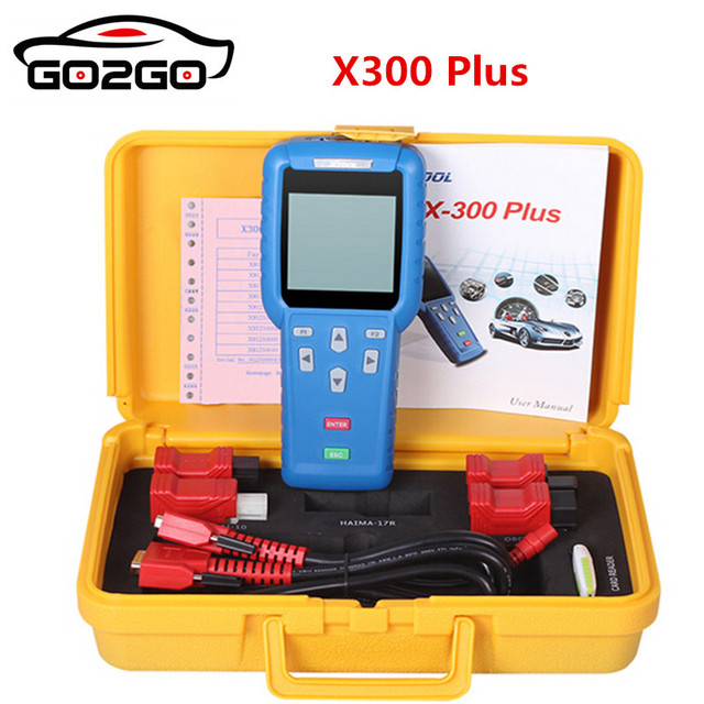 Hot Original Original XTOOL X300 Plus X300+ Auto Key Programmer with EEPROM Adapter