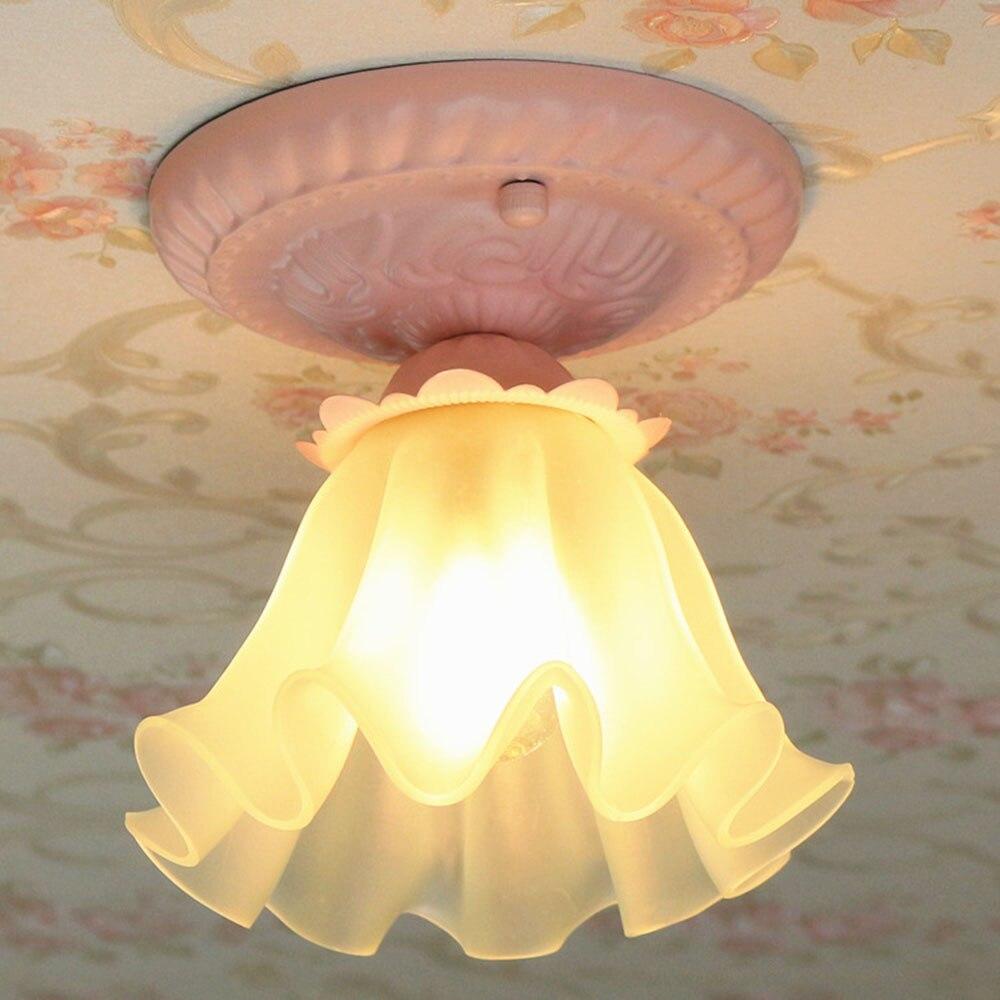 Flower Ceiling Light 110-220v Corridor Indoor Ceiling Lamp Modern Simple Led Ceiling Lights for Living Room LuminariasFlower Ceiling Light 110-220v Corridor Indoor Ceiling Lamp Modern Simple Led Ceiling Lights for Living Room Luminarias
