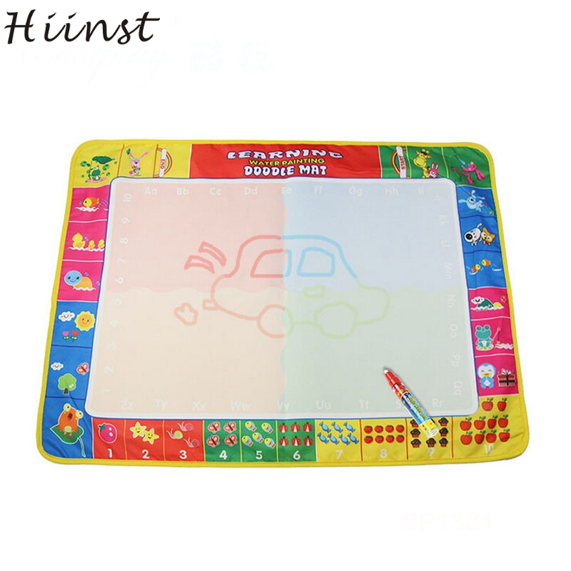 HIINST Best seller Factory Price 0X60cm Water Drawing Painting Writing Mat Board Magic Pen Doodle New Toy wholesale S10