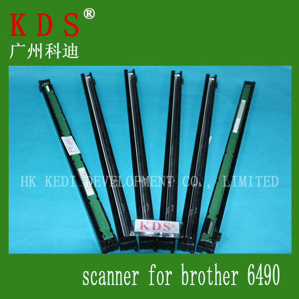 1 pcs/lot printer spare parts for Brother parts 6490 Scanner
