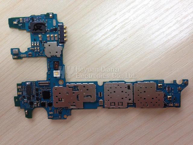 100% trabalho original mainboard para samsung note 4 n910a motherboard 32 gb substituição desbloqueado