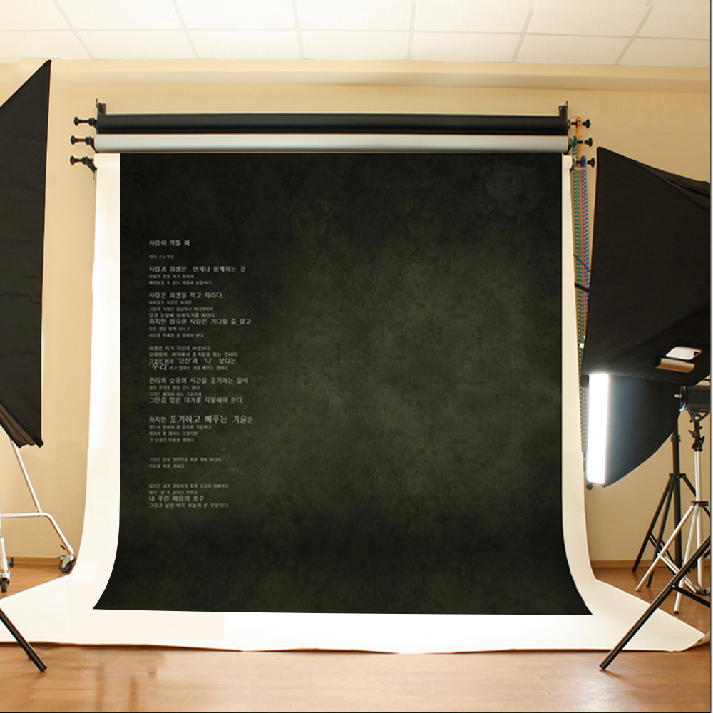 Wedding Photography Background English Characters Photo Booth Backdrops Black Wall Wedding Background for Photographic Studio wedding photography background photo booth backdrops background for photographic studio balloon fantasy room pink wood floor