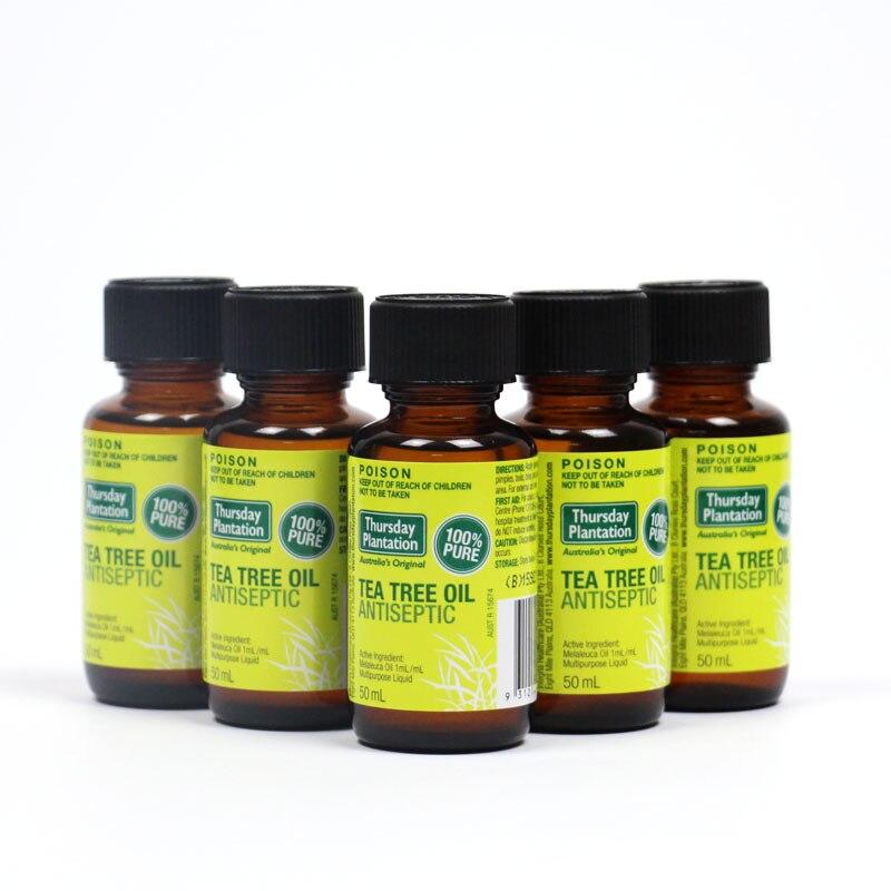 High quality Tea Tree Oil Acne treatment Remove cold flu shrink pore arthritic face care Essential oil Acne remover Massage oil