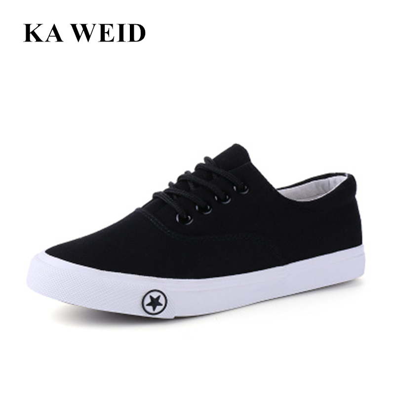 Hot Sale Fashion Women White Canvas Shoes Concise Low Top Casual Flat Student Shoes Lace Up Solid Canvas Walking Women Shoes hot sale men s shoes casual shoes for men winter autumn low top patchwork canvas fashion lace up mens classic casual shoes