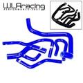 WLRING LOJA-Silicone Radiador Mangueira Kit para CIVIC SOHC D15 D16 EG EK 92-00 6 pcs WLR-LX1303C