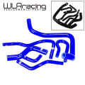WLRING STORE- Silicone Radiator Hose Kit for CIVIC SOHC D15 D16 EG EK 92- 00 6pcs WLR- LX1303C