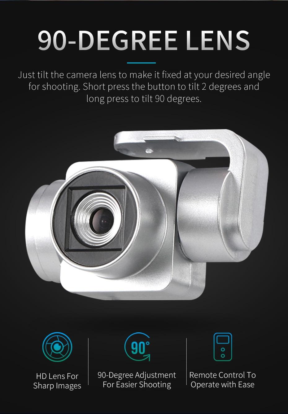 6 Drone 5G Wifi VS H68 Camera 1080P HD