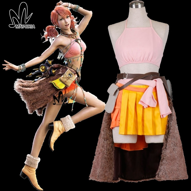 Halloween costumes adult women final fantasy xiii oerba dia vanille halloween costumes adult women final fantasy xiii oerba dia vanille cosplay costume sexy final fantasy costume voltagebd Image collections