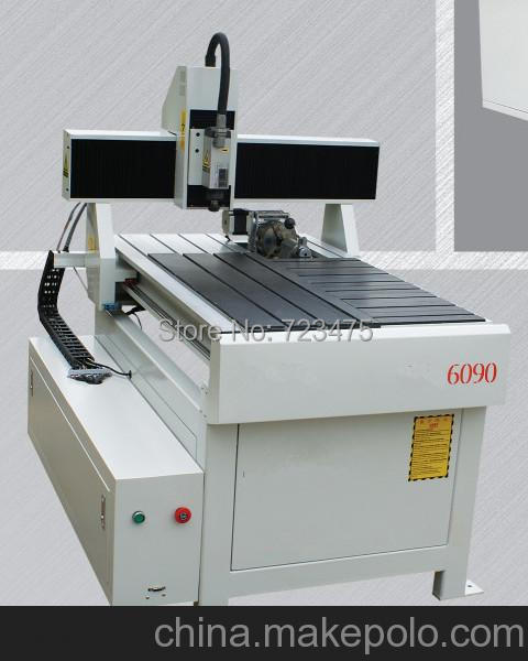 Wood engraving table machine artwork cnc router 6090