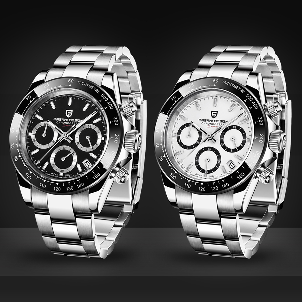 PAGANI DESIGN 2019 Brand Men Sports Quartz Watch Luxury Men Waterproof WristWatch New Fashion Casual Men Watch relogio masculino - 3