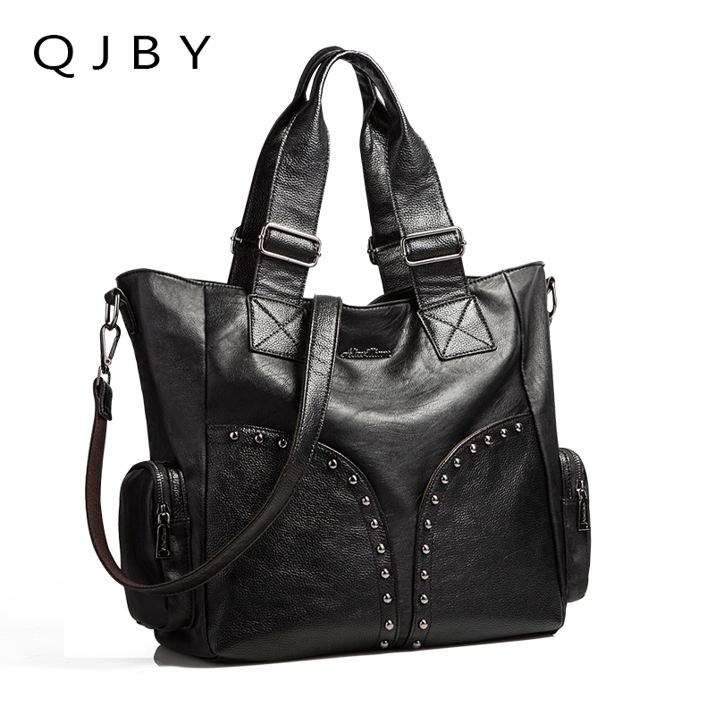 Women Handbags Designer Brand New Leather Tote Bag Large Capacity Shoulder Bags Fashion Lady Purses Crossbody Bag Bolsas майка борцовка print bar deadly gym
