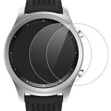 SIKAI – protecteur d'écran pour montre connectée, 4 pièces, en verre trempé, 30 31 32 33 34 35 36 37 38 39 40 41 42 MM