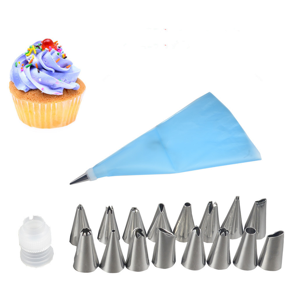 1pc Creative Ice Cream Spoon Stainless Steel Long Handled Cake