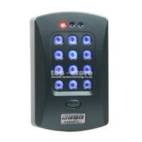DIYSECUR 125 KHz Deur RFID Keypad Proximity Reader Access Controller System + 10 Gratis Sleutelaanhangers Gloednieuw