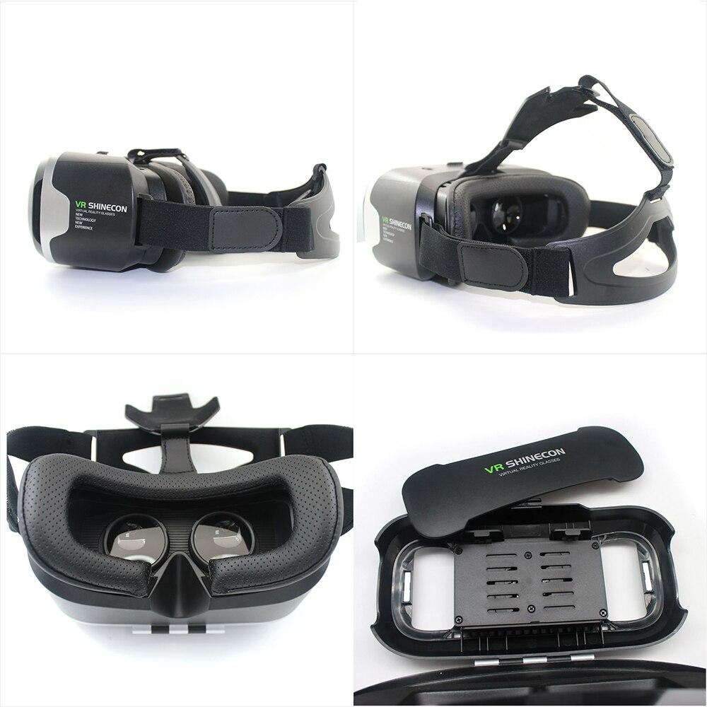 73af701328910 2018 Mais Novo Originais vr shinecon 2.0 VR Realidade Virtual Óculos 3D 3D  Jogo de Vídeo Teatro Privado em Óculos 3D Óculos de Realidade Virtual de ...