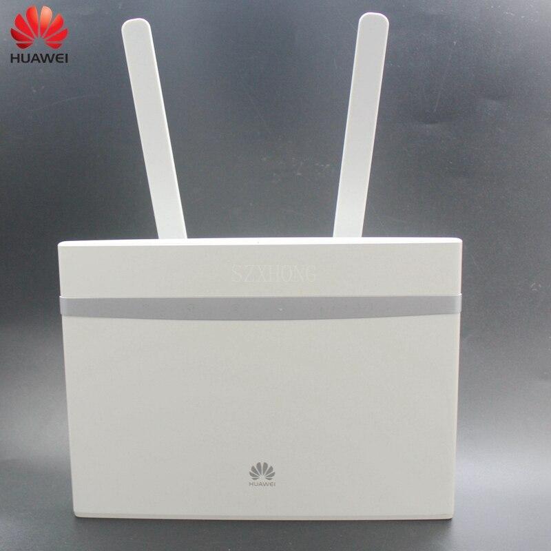 Débloqué nouveau Huawei B525 B525s-65a 4G LTE Cat. 6 passerelle de point d'accès Mobile 4G LTE WiFi routeur Dongle 4G CPE routeur sans fil PK B593