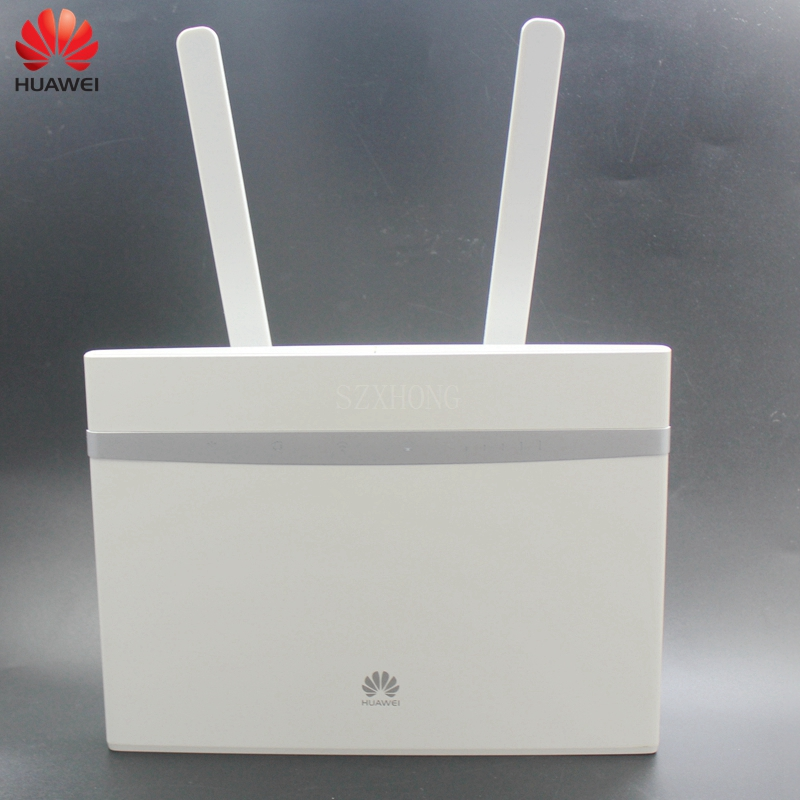 Unlocked New Huawei 4G Router B525 B525s-65a 4G LTE Mobile Hotspot Gateway 4G LTE WiFi Router Huawei B525 4G CPE Wireless Router