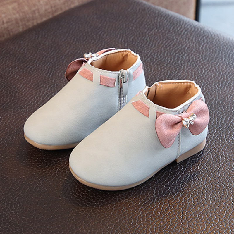 GorNorriss Baby Shoes Baby Children Warm Girls Sneaker Snow Boots Kids Baby Casual Shoes