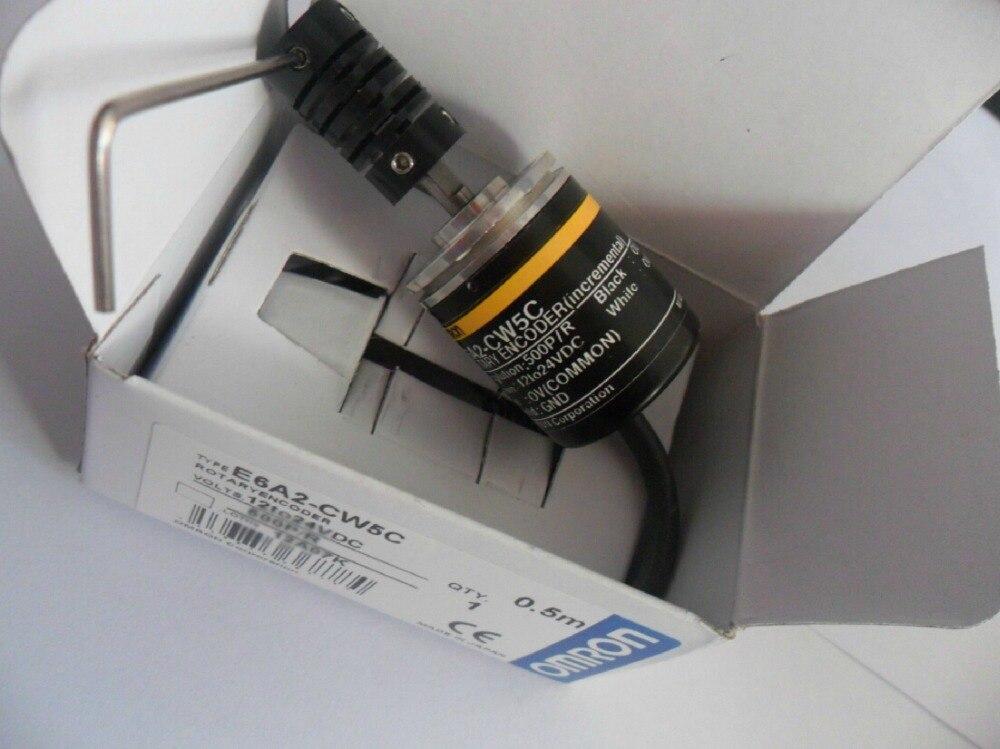 E6A2-CW3E 500P/R encoder, E6A2-CW3E encoder, Diameter 25 mm series e6a2 cw3e 50p r encoder e6a2 cw3e encoder diameter 25 mm series